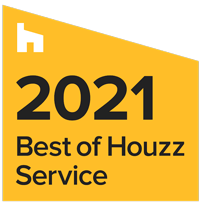 best of houzz service badge