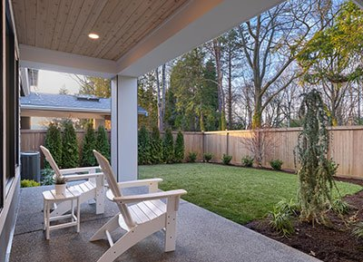 Affordable Patio