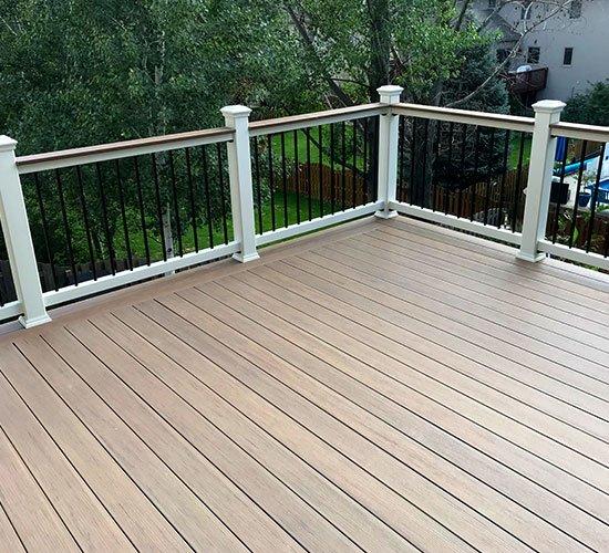 Affordable Deck