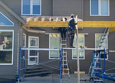 Building A Patio Cover